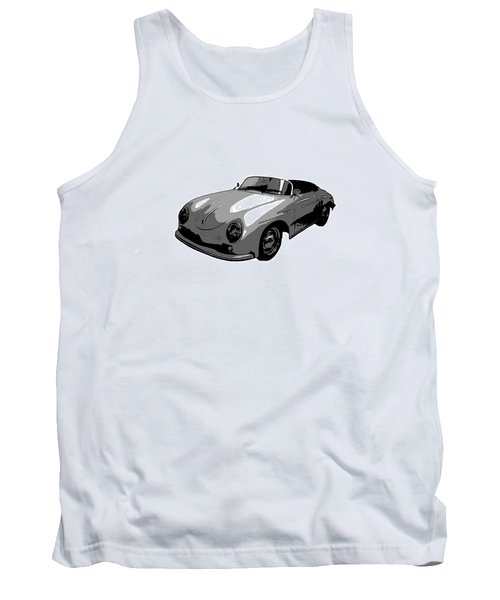 Speedster Tank Top by J Anthony