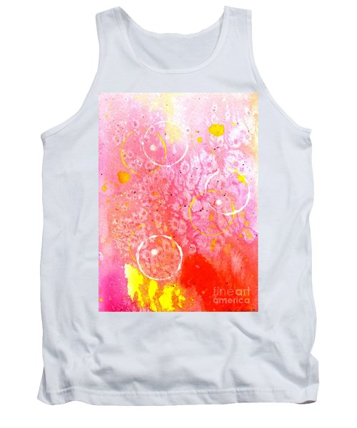 Spirit Dance Tank Top by Desiree Paquette