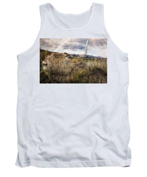 Spirit Of The Past Tank Top