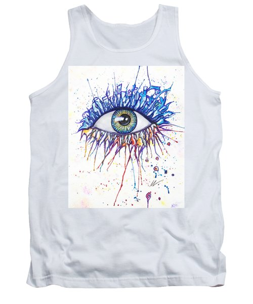 Splash Eye 1 Tank Top