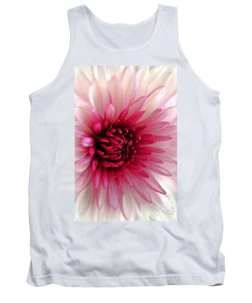 Splash Of Pink Tank Top