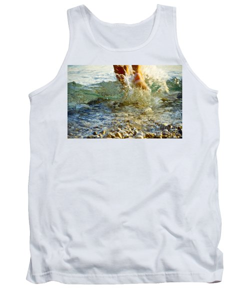 Splish Splash Tank Top