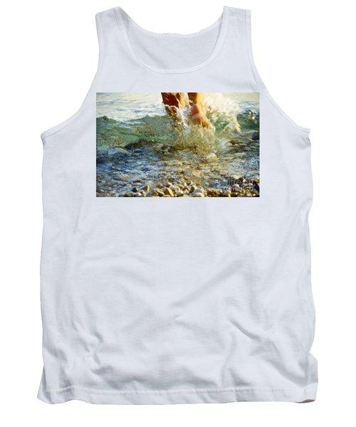 Splish Splash Tank Top