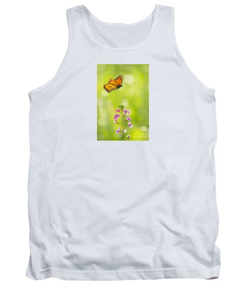 Spring Delight Tank Top by Alice Cahill