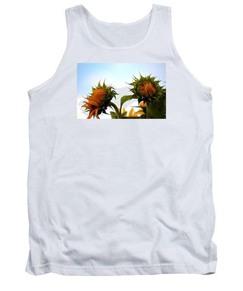 Spring Sun Shine Tank Top