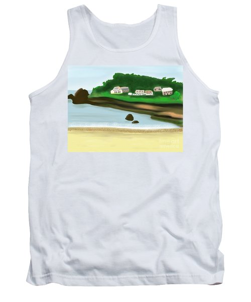 A Peaceful Life  Tank Top