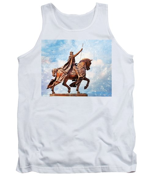 Tank Top featuring the photograph St. Louis 3 by Marty Koch