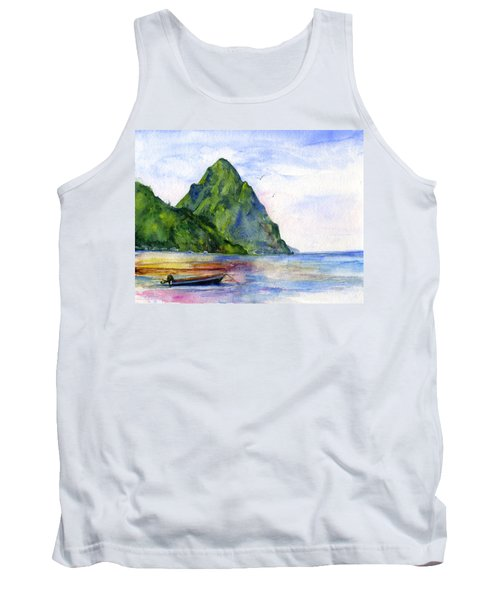 St. Lucia Tank Top