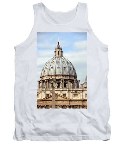 St. Peters Basilica Tank Top