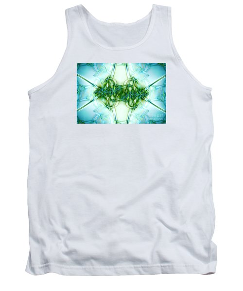 Stain Glass Tank Top by Lena Auxier