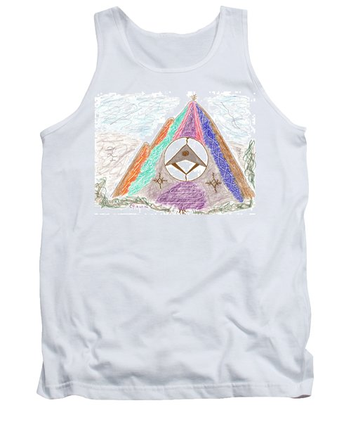 Stargate Tank Top by Mark David Gerson
