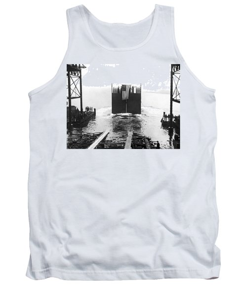 Start Of The Holland Tunnel Tank Top