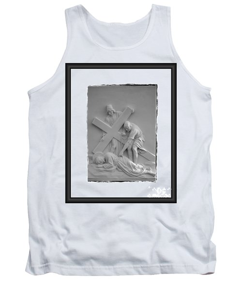 Station I X Tank Top