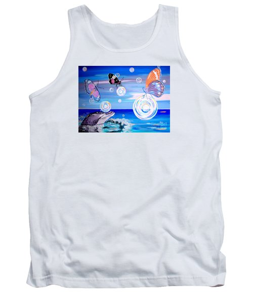 Stay And Play Tank Top