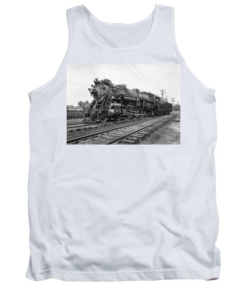 Steam Locomotive Crescent Limited C. 1927 Tank Top