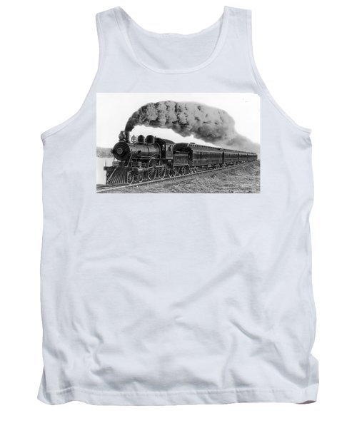 Steam Locomotive No. 999 - C. 1893 Tank Top