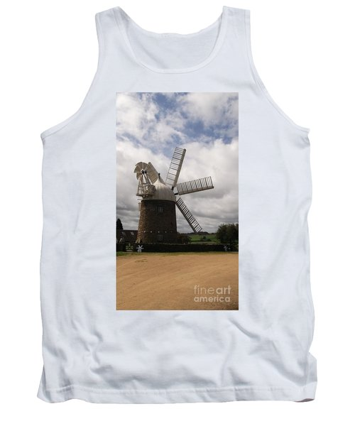Still Turning In The Wind Tank Top