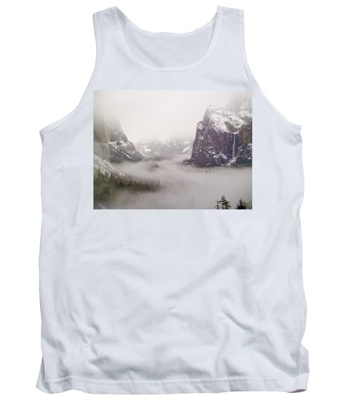 Storm Brewing Tank Top by Bill Gallagher