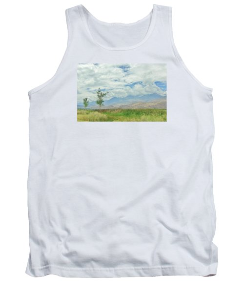 Tank Top featuring the photograph Stormin by Marilyn Diaz