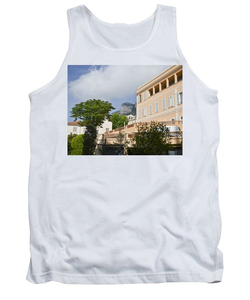 Tank Top featuring the photograph Street Of Monaco by Allen Sheffield
