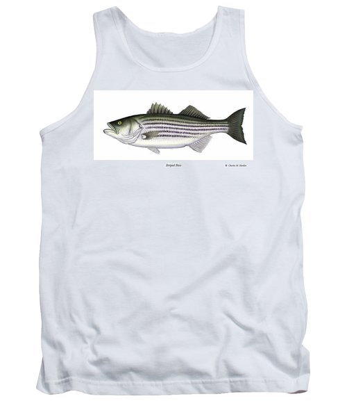 Striped Bass Tank Top