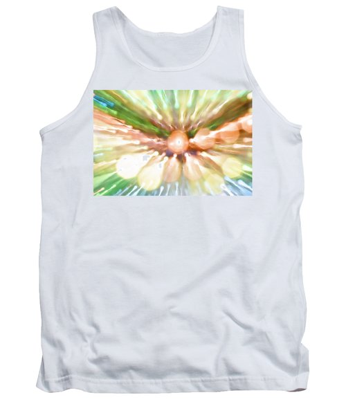 Tank Top featuring the photograph Suicide Blonde by Dazzle Zazz