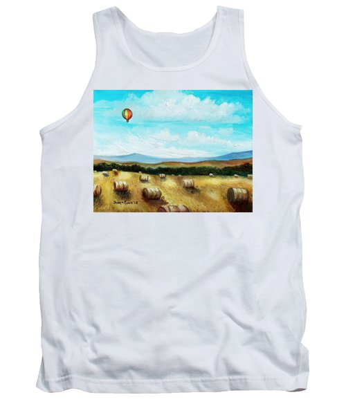 Summer Flight 3 Tank Top