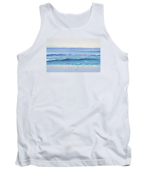 Summer Seascape Tank Top by Jan Matson