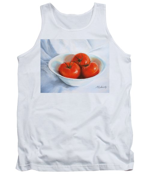Summer Tomatoes Tank Top