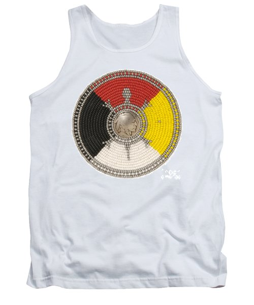 Sundance Indian Tank Top