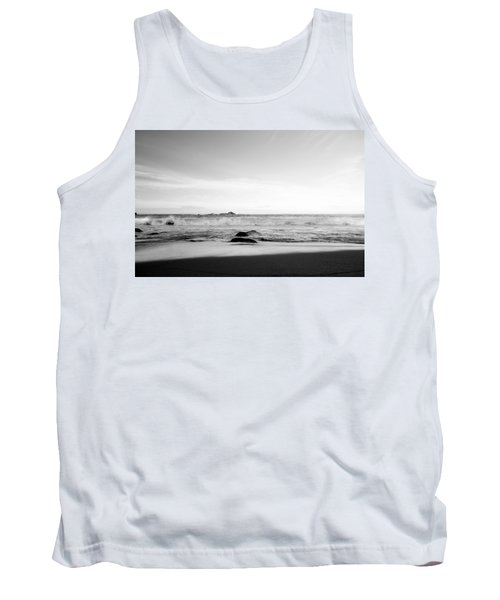 Sunlight On Beach Tank Top