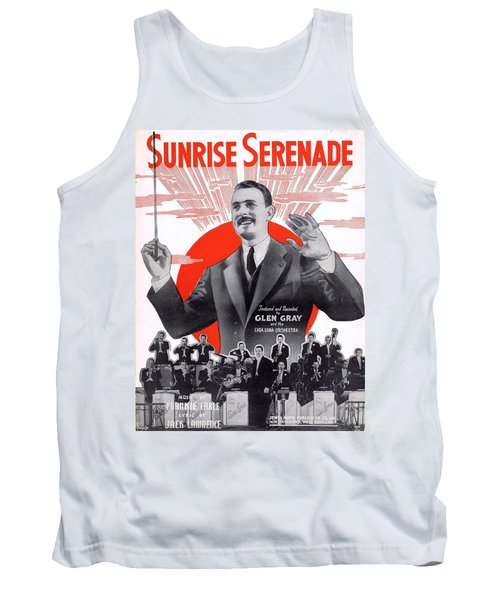 Sunrise Serenade Tank Top
