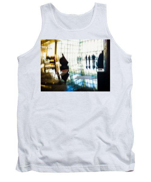Tank Top featuring the photograph Suspended In Light by Alex Lapidus