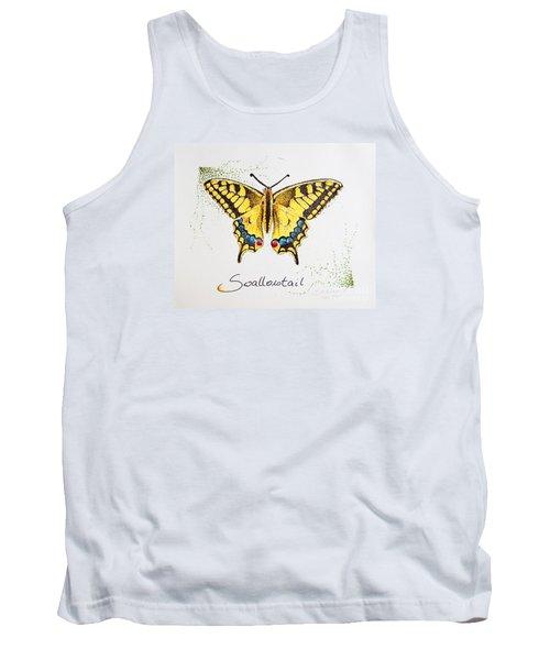Swallowtail - Butterfly Tank Top