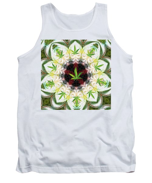 Sweetleaf Mandala Tank Top