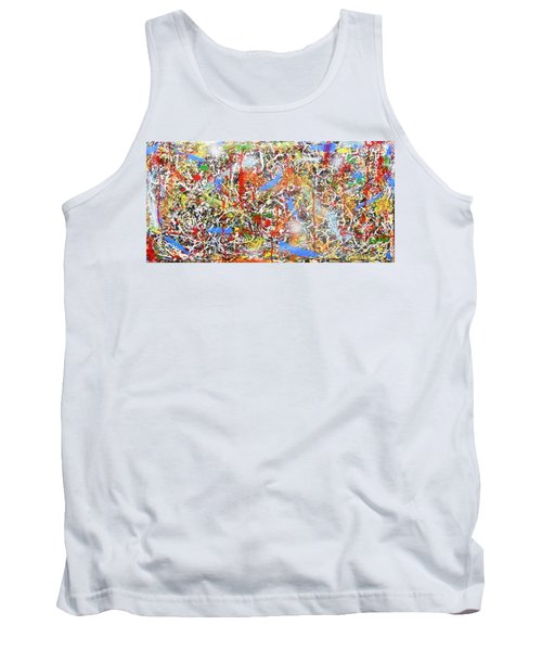 Swirls Amore Tank Top