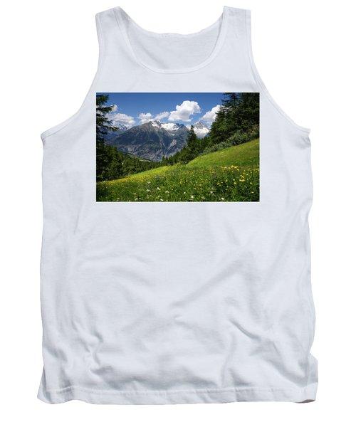 Switzerland Bietschhorn Tank Top