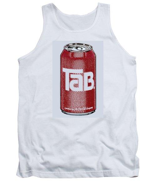 Tab Ode To Andy Warhol Tank Top
