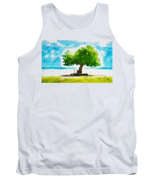 Summer Magic Tank Top by Greg Collins