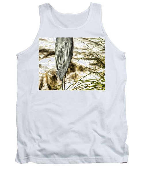 Tail Feathers Tank Top