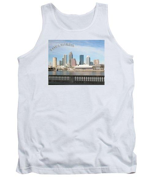 Tampa Skyline Tank Top