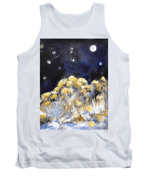 Taos Night Orbs Tank Top