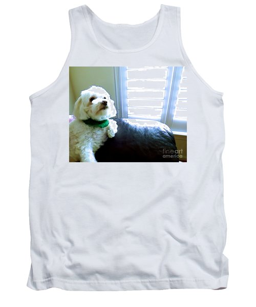 Teddy Tank Top