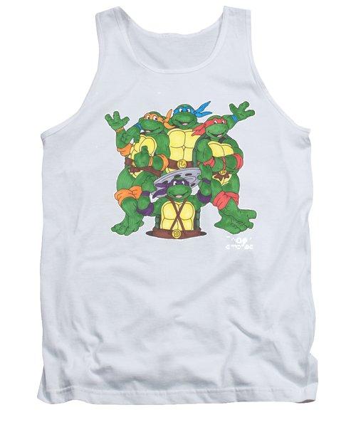 Teenage Mutant Ninja Turtles  Tank Top