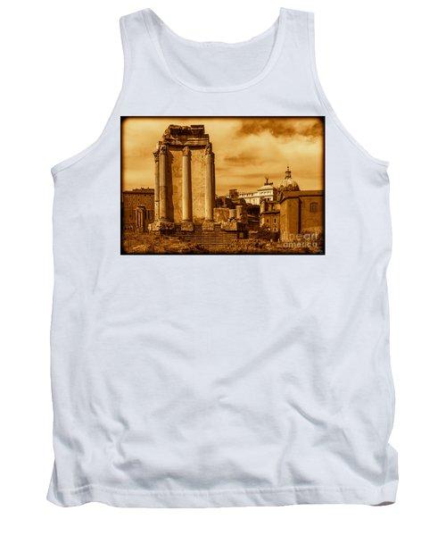 Temple Of Vesta Tank Top