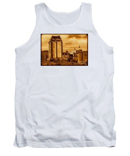 Temple Of Vesta Tank Top