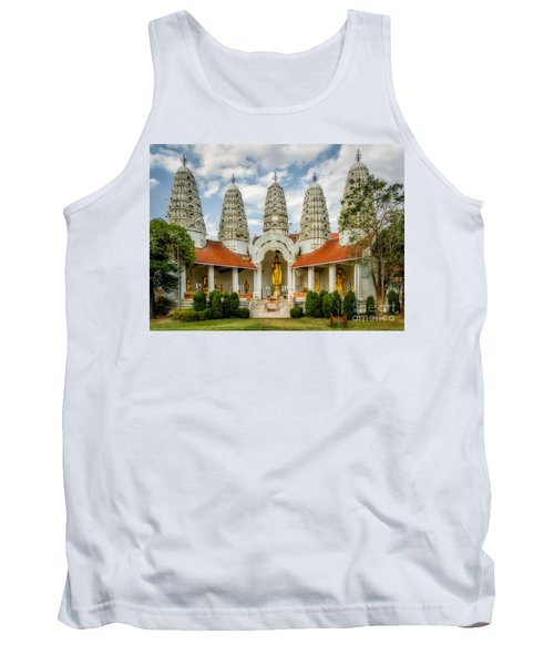 Temple Towers Tank Top