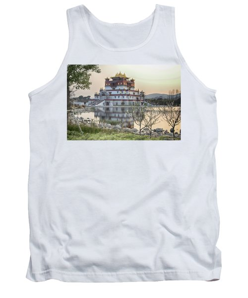 Temple Wuxi China Color Tank Top