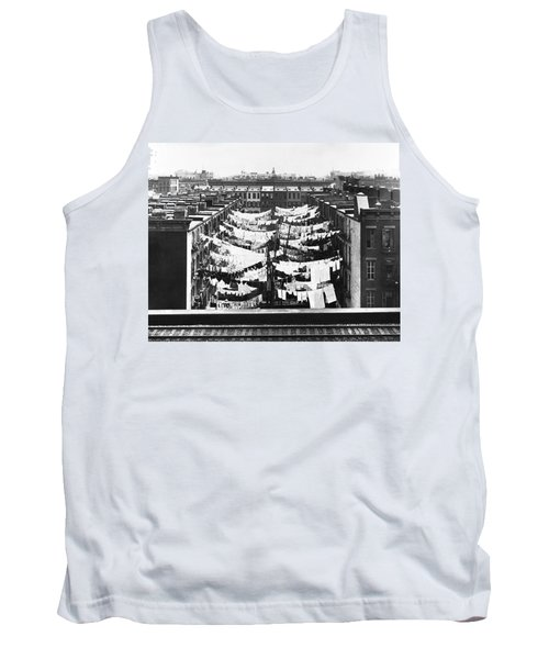 Tenement Housing Laundry Tank Top
