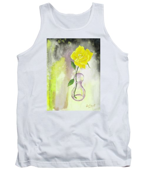 Texas Rose Tank Top